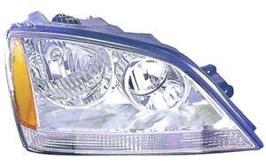 Headlight Assembly Front Right Maxzone 323-1113R-AS fits 2003 Kia Sorento