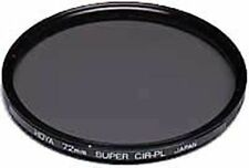 Hoya Circular Polarising Filter - 77mm