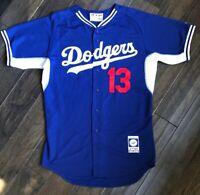 Hanley Ramirez Authentic LA Dodgers TEAM ISSUED Batting Practice Jersey Size 44
