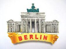 Berlin Magnet Brandenburger Tor mit Anbau Poly 7 cm Germany Souvenir