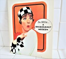 "JULIE ANDREWS 1967 VINTAGE  52 YR. AGO ""THOROUGHLY MODERN MILLIE"" PROGRAMS +3"