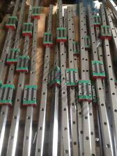 1 x HGH15CA-2R-200 mm Square Liner Rail & 1 HGH15CA Blcok Bearing