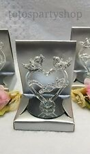 12 Crystal Kissing Doves Nuestra Boda Favors Wedding Party Favors Wedding Favors