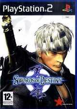 SWORDS OF DESTINY Gioco PlayStation 2 USATO ECCELLENTE