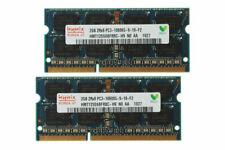 New listing 2pcs For Hynix 2Gb Ddr3 1333Mhz Pc3-10600 204Pin So-Dimm Laptop Ram Memory @Ry
