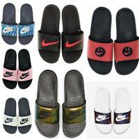Nike Benassi JDI Just Do It Printed Men's Slide Sandals Slippers Shoes