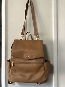 FP BUTTERSCOTCH CLASSIC DIAPER BAG/Backpack purse tote Freshly Picked Nordstroms