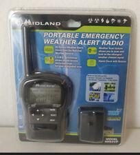 Midland Portable Emergency Handheld Weather Alert Radio Model HH54VP NEW SEALED