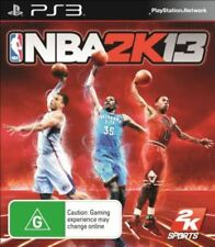 NBA 2K13 PS3 Game USED