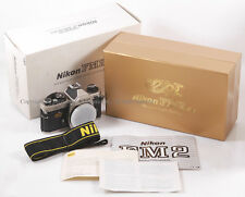 New NIKON FM2 camera body 2000 year of Dragon edition w/package