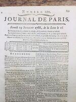 Gallardon en 1788 Sours Houville Nogent le Phaye Chartres Eure et Loir Pontoise