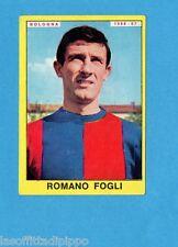 PANINI CALCIATORI 1966/67-Figurina - FOGLI - BOLOGNA -Recuperata