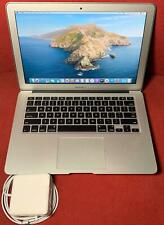 Apple MacBook Air 1.6 GHz Core i5 8GB RAM 121GB SSD 13-Inch (Early 2015)