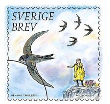 Briefmarkenset Greta Thunberg Sammlerstück Schwedische Post