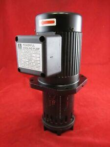 Yu Hseng TC-8130 Filterable Coolant Pump 1/8HP 230/460V 3 Phase