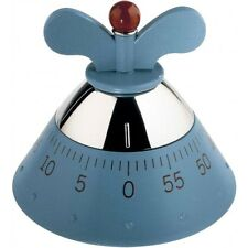 Alessi Kitchen Timer Blue A09 by Michael Graves