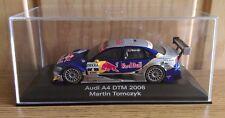 Audi A4 DTM Red Bull #4 M. Tomczyk 2006 1:43 von Minichamps