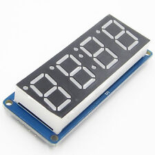 LED 4 Bit digit tube Display D4056A Module with Time Clock for Arduino ASS
