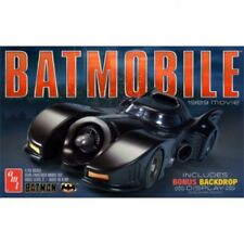 Batman Batmobile 1 25 Scale Model Kit AMT Amt935
