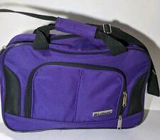 Leisure Carry On Tote Bag Purple
