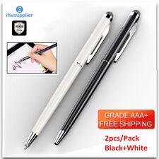 2x Stylus Touchpen Eingabestift Kugelschreiber Ball Pen Smartphone Tablet iPhone