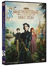 cofanetto+DVD NUOVO sigillato Miss Peregrine - La Casa dei Ragazzi Speciali