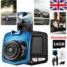2.4'' Dash Cam 170° Car DVR Camera Vehicle Video Camcorder G-Sensor With SD Card