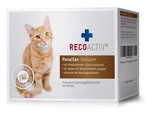 RECOACTIV® Renaltan Katze Kurpackung 3 Flaschen a 90 ml (12,56€/100ml)