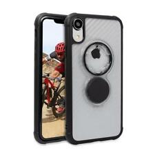 iPhone XR Crystal Phone Case - Carbon Clear RokForm 305220P