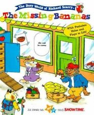 The Missing Bananas (Richard Scarry's Best Board Books Ever, 4)