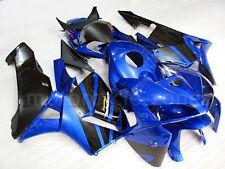 Blue Injection Fairing Bodywork Kit For Honda CBR600RR F5 CBR 600 RR 2005 2006