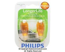 NEW Philips BC9705 916NA Automotive 2-Pack 916NALLB2 Bulb