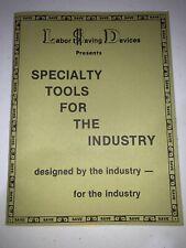 Vintage Labor Saving Devices Specialty Tools Catalog Vintage Burglar Alarm Lsd