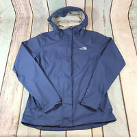North Face Dryvent Waterproof Coat Jacket Hooded Shell Womens Size Small S