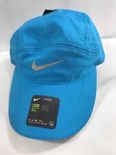 Nike AeroBill Running Cap - equator blue/black 828617-482