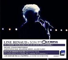 Un  Soir de Mai a l'Olympia by Line Renaud (CD, Nov-2011, Warner Music)