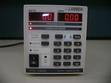 LAMBDA LLS-6060  POWER SUPPLY  0-60VOLTS  2.8 AMP