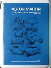 ASTON MARTIN A COLLECTION OF ROAD TESTS 1959 - 1969 DB4 GT ZAGATO DB5 DB6 DBS VA