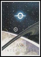 Interstellar 3   Poster Greatest Movies Classic & Vintage Films