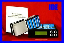 NEW!! 1-15 target IDE DVD CD duplicator controller with cable and booklet.