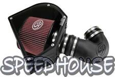 S&B Cold Air Intake with Oiled Filter for 94-02 Dodge Ram 5.9L Cummins 75-5044