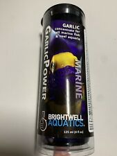 Brightwell Garlic Power 125mL Coral Nutrition Supplement Free USA Shipping D