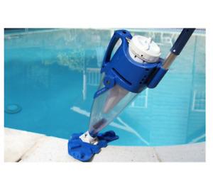 Pool Blaster Centennial w/ Pole Swimming Pool Spa & Hot Tub Cordless Vacuum