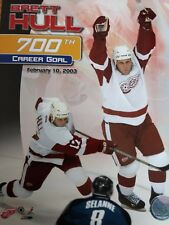 Brett Hull Detroit Red Wings NHL Fan Apparel   Souvenirs  f6eefb618