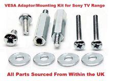 VESA Bracket/Mount Adaptor Fixing Bolt/Screw Kit for LCD TV Sony Bravia W6 W7 W8