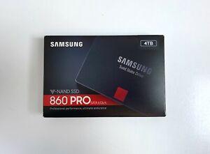 Samsung 860 PRO SATA SSD - 4 TB - wenig genutzt - Restgarantie