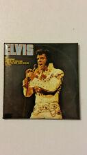 Elvis Presley album cover vintage logo music badge badges button