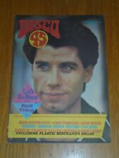 DISCO 45 SONGBOOK #92 JOHN TRAVOLTA BLUE OYSTER CULT SMOKIE IAN DURY BONEY M_