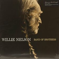 Band of Brothers  Willie Nelson Vinyl Record
