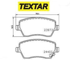 2397302 Kit pastiglie freno, Freno a disco (TEXTAR)